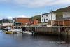 Trout River harbour