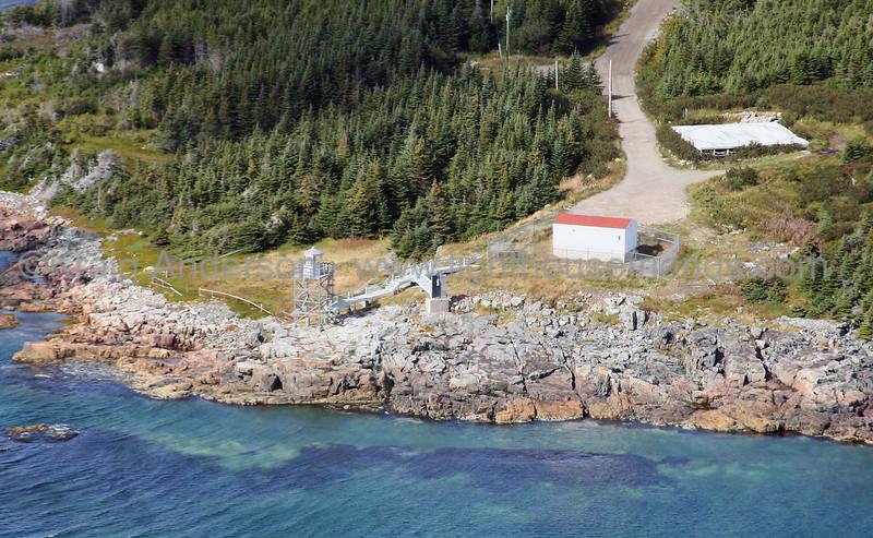 Burnt Point Lighthouse