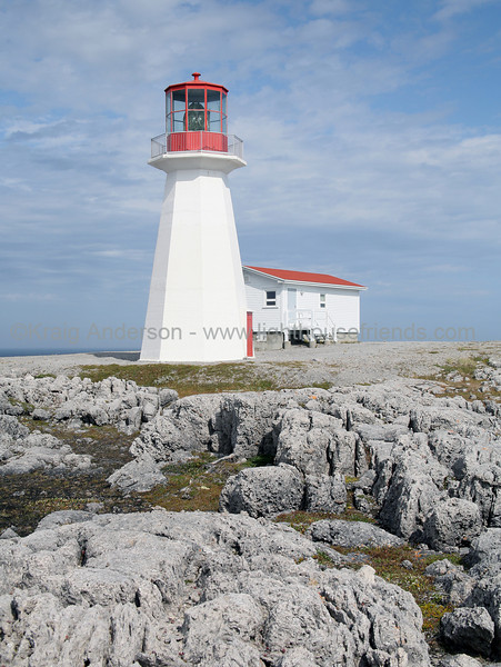 Cape Norman Lighthouse