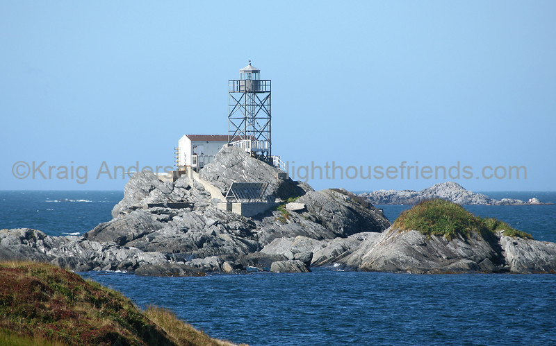 Colombier Islands Lighthouse