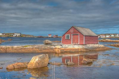 Tilting, Fogo Island, Newfoundland