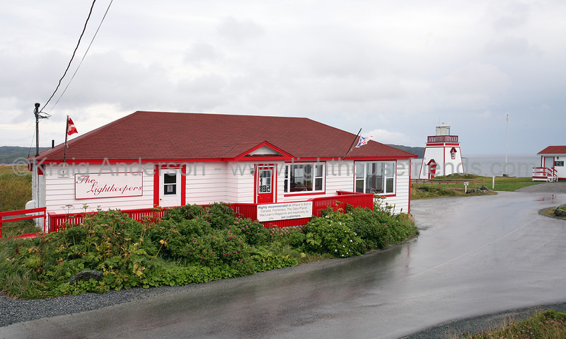 Fox Point Lighthouse