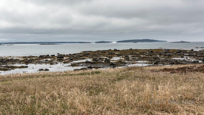 Viking land site c1000AD, L'anse aux Meadows, Newfoundland