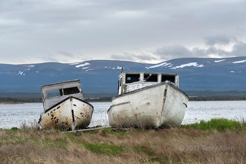 'Little boats'