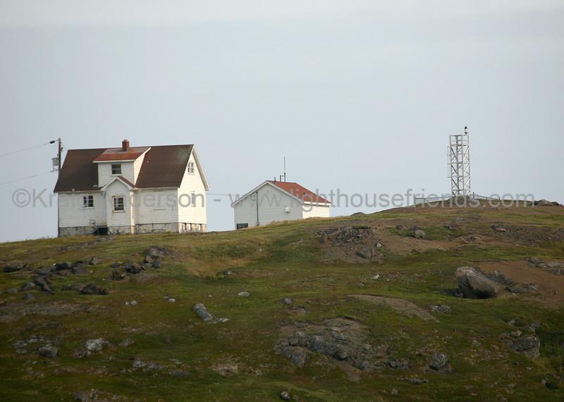 Saddle Island Lighthouse