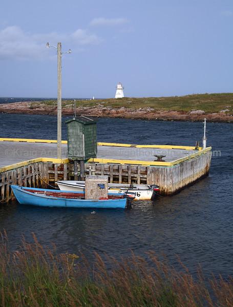 St. Modeste Lighthouse