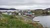Historic Trinity, with Fort Point lighthouse, Bonavista Peninsual, Newfoundland