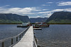Western Book boat tour, Gros Morne National Park, Newfoundland