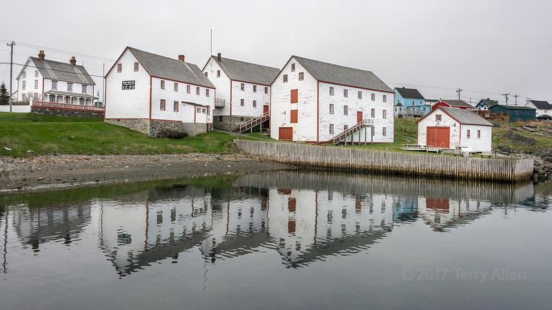 Ryan Premises National Historic Site, Bonavista Harbour, Newfoundland