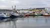 Bonavista harbour with fishing boats, Bonavista, Newfoundland