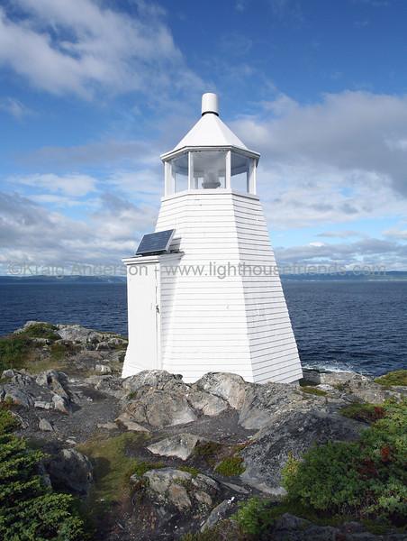 Westport Cove Lighthouse