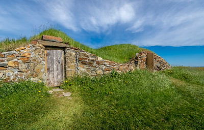 Newfoundland Root Cellar