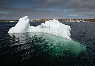 Twilligate Iceberg small