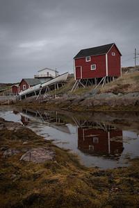 Town of Change Islands vertical
