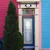 Row House St John's Front Door
