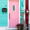 Pink Door Row House St John's