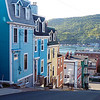 Row Houses St John's & Harbor