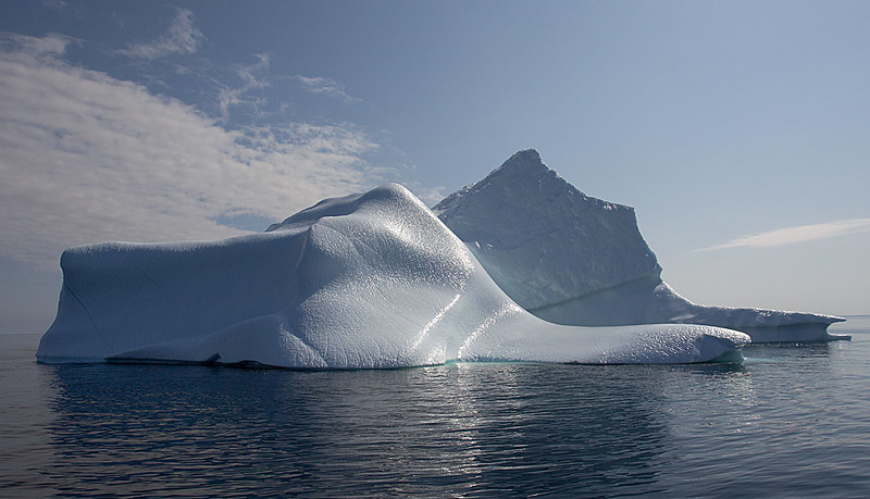 Huge Iceberg Witless Bay