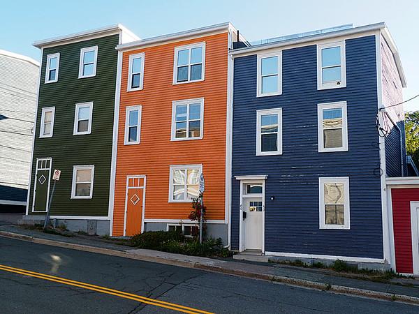 Row Houses St. John's