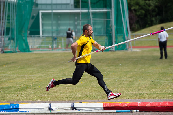 British Atheletics League, Round 2, Lee Valley Athletics Centre, 6 June 2015