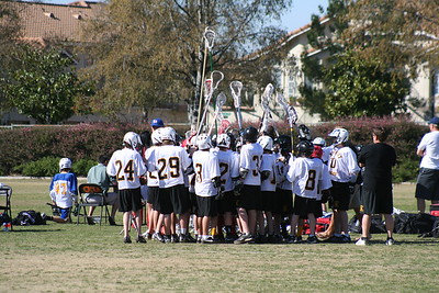2008 Newhart Black Panther Lacrosse