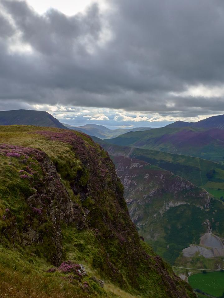 View from Maiden Moor