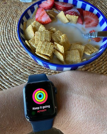 7/27/20 -  I plan on it! #goals #cereal #motivation #breakfast #joking #whydoesitthinkimexercising #life #monday #watches #wicker Edit: I've been informed that I really don't know when something should just be a story.