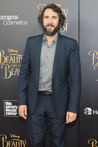 """Josh Groban attends the """"Beauty And The Beast"""" New York Screening at Alice Tully Hall at Lincoln Center on March 13, 2017 in New York City. (March 12, 2017 - Source: Neilson Barnard/Getty Images North America"""