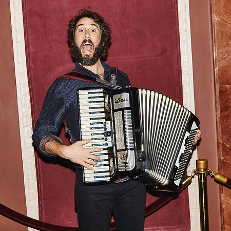 "nytimes  12/15/16  ""There's always been a desire in my own life to be scared again,"" said @joshgroban, a household name who's sold more than 30 million records worldwide."
