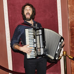 """nytimes  12/15/16  """"There's always been a desire in my own life to be scared again,"""" said @joshgroban, a household name who's sold more than 30 million records worldwide."""