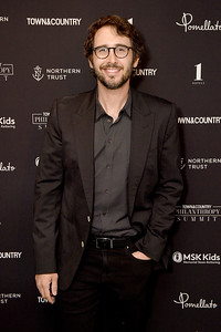 Josh Groban at the 2019 Town & Country Philanthropy Summit Sponsored By Northern Trust, Memorial Sloan Kettering, Pomellato, And 1 Hotels & Baccarat Hotels on May 08, 2019 in New York City.