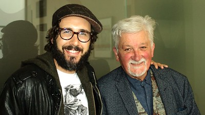 BBC Radio 2 Verified account @BBCRadio2 10m10 minutes ago  Join us now on The Art of Artists as @JoshGroban discusses his life & art with Russel Davies http://bbc.in/28KmIr6