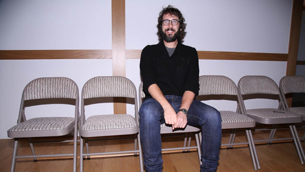 Photo Exclusive! Josh Groban Visits Small Mouth Sounds 10/4/16  http://www.playbill.com/article/photo-exclusive-josh-groban-visits-small-mouth-sounds