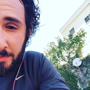 joshgroban   101 today in la. Let's go for a run. #whatwasIthinking   6/19/16
