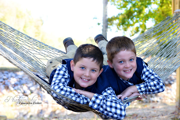 Newman Boys Portrait Session