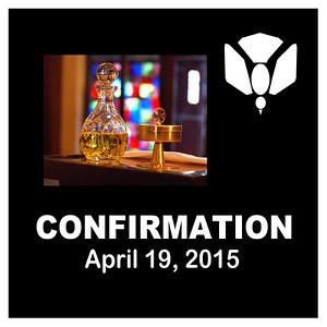 Confirmation April 2015