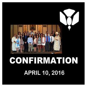Confirmation April 2016