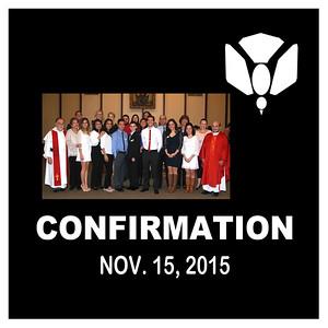 Confirmation Nov 2015