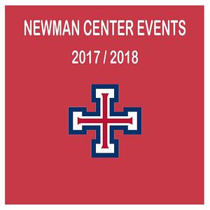 Newman Center Events 2017/2018
