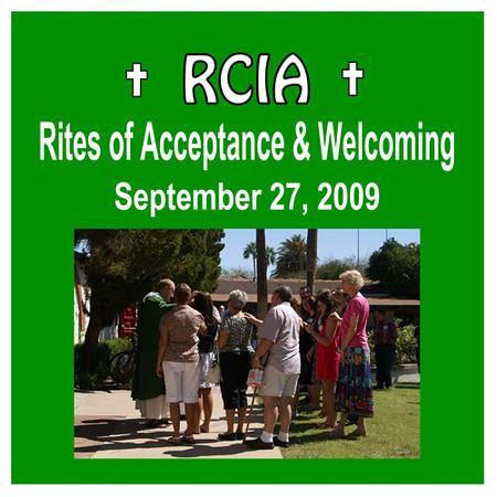 RCIA_Acceptance2009A