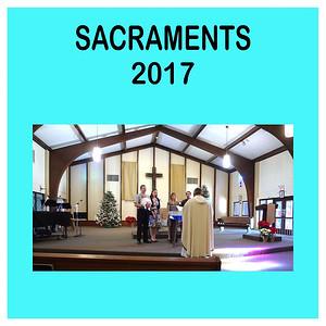 Sacraments 2017