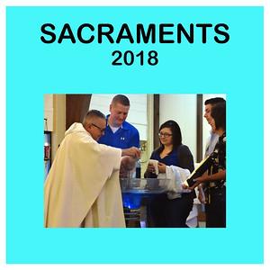 Sacraments 2018