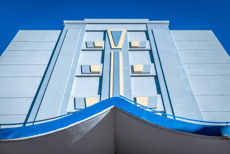 Hotel Blue, Albuquerque