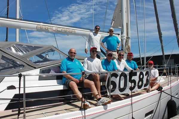 Newport-Bermuda Race 2016