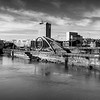 City of Newport Wales, View from River Usk 04