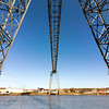 The Newport Transporter Bridge over The River Usk 08