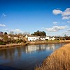 The Usk River Caerleon Newport Wales 1