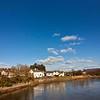 The Usk River Caerleon Newport Wales 4