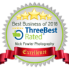3 Best Rated - Nick Fowler Photography: Best Business of 2017