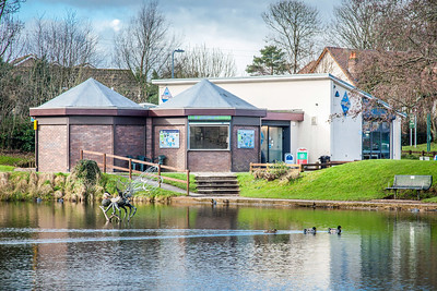 Fourteen Locks Canal Centre Rogerstone Newport 01